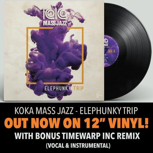 Koka Mass Jazz - Elephunk Trip (12