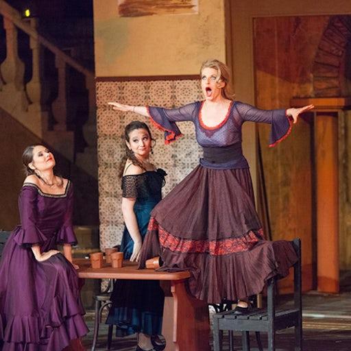 Bizet - Carmen, premiere State Opera Plovdiv