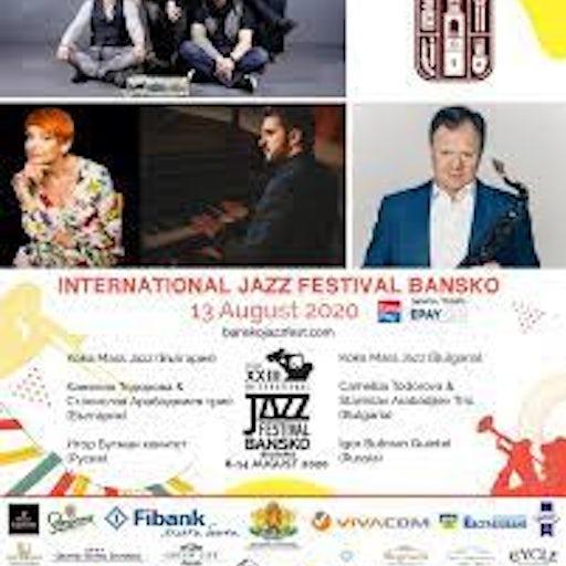 Koka Mass Jazz Live at International Jazz Festival Bansko