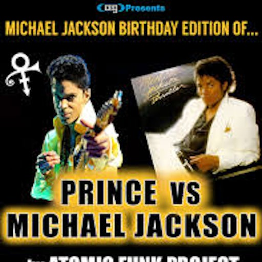 Atomic Funk Prince and Michael Jackson tribute show live at Brooklyn Bowl