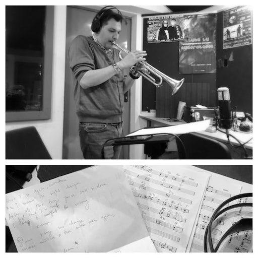 Konstantin Katsarski is working on his new album, entitled