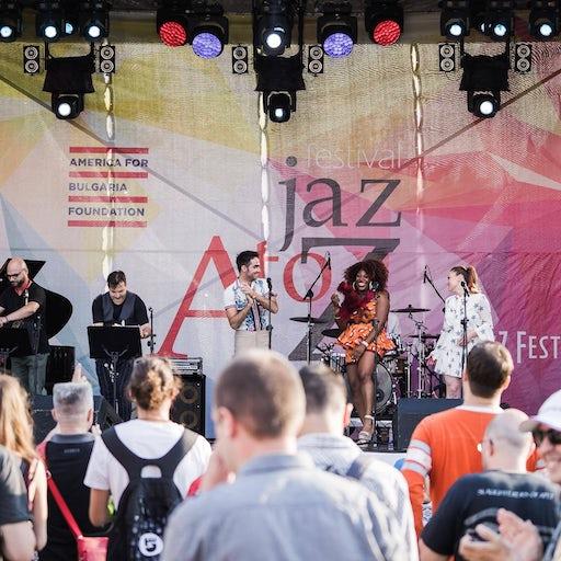 Koka Mass Jazz Live at A to jazZ festival, 2019