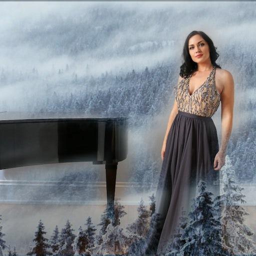 Winter music recital, Hinsdale IL