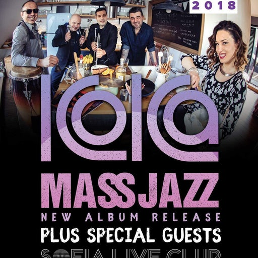 October 26, Koka Mass Jazz New Album Release Party