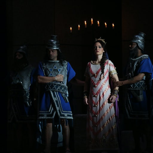 'Nabucco' at Lyric Opera Baltimore