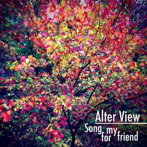 Alter View - Song for My Friend (Single)