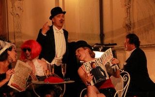 Burkhard Revue