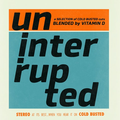 UNINTERRUPTED (Limited Edition Compact Disc)