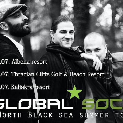 North Black Sea Summer Tour 2016