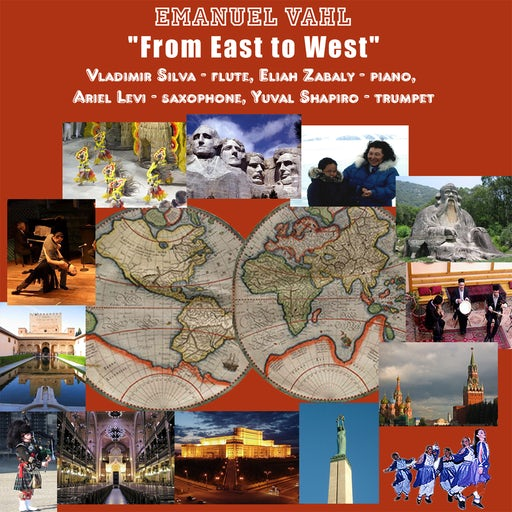 Emanuel Vahl - Suite From East to West