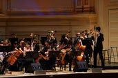 Carnegie Hall Concert for peace