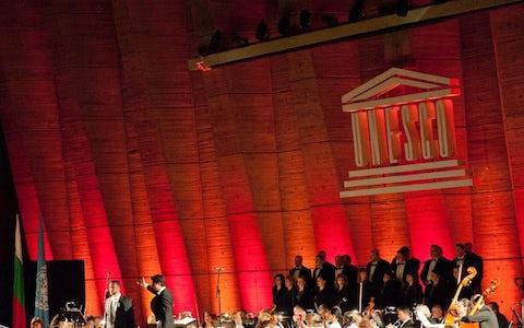 UNESCO Hall, Paris 2014