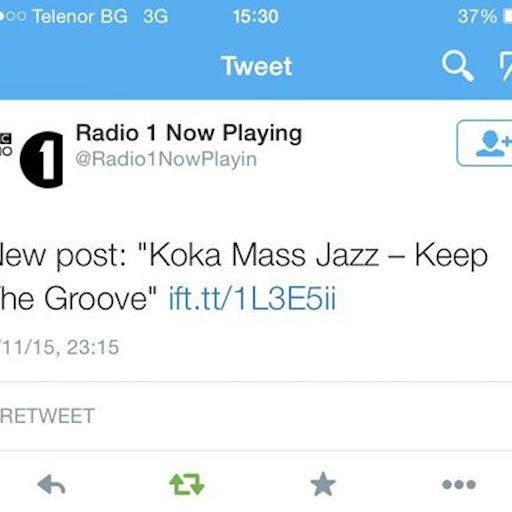 Koka Mass Jazz at BBC Radio 1