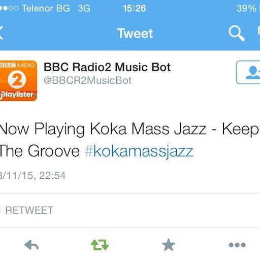 Koka Mass Jazz at BBC Radio 2