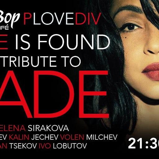 A Tribute To Sade