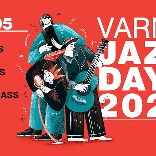 Koka Mass Jazz New Album Promo at Varna Jazz days Festival 2021