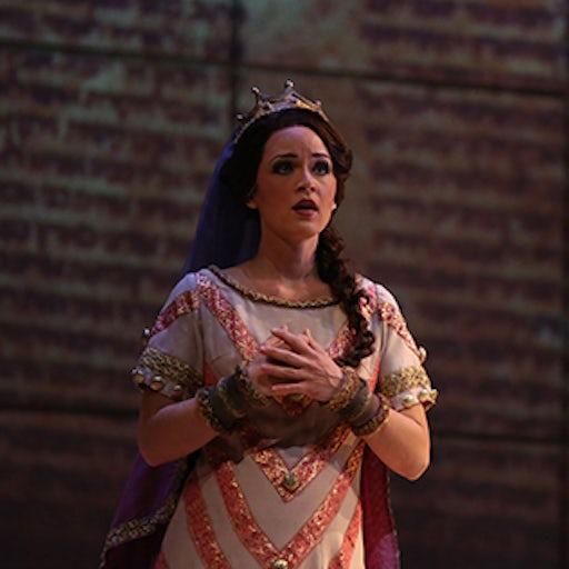 Fenena. Nabucco. Verdi