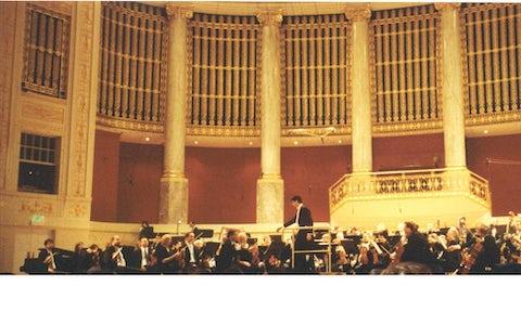 Konzerthaus Wien with RSO Wien