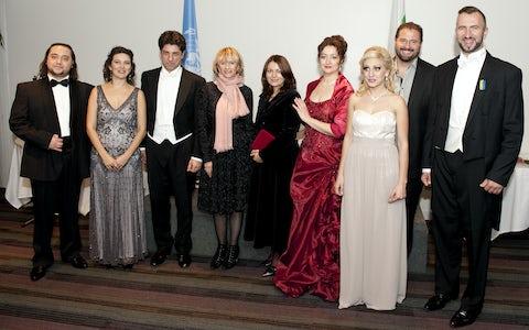 UNESCO Hall Concert 2014