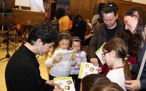 Educational Program, Sofia 2015