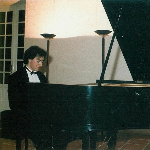 10 Musical Moments op. 9 for piano