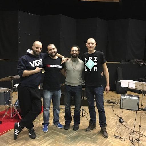 Stefan Goranov Quartet